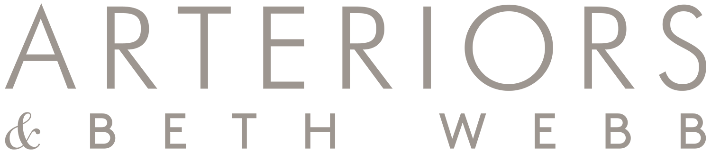 Logo ArteriorsBW